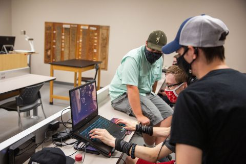 Austin Peay State University Ranked-Up Esports team. (APSU)