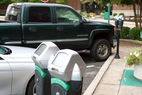 Parking changes will take effect September 8th for all on-street metered parking in Downtown Clarksville.