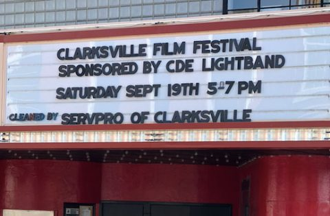 Clarksville Film Festival films shown at the Roxy Regional Theatre.