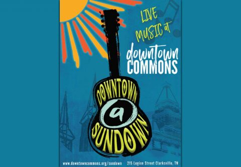 Downtown @Sundown Concert Series at Downtown Commons.