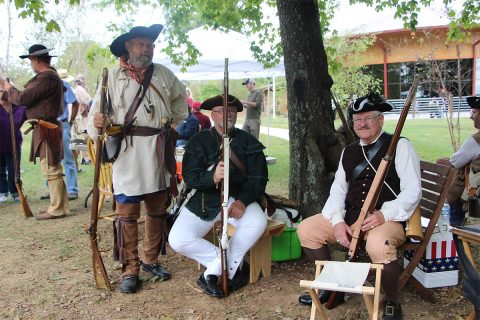 Frontier life will be on display at Fort Defiance's Sevier Day this Saturday, September 12th.