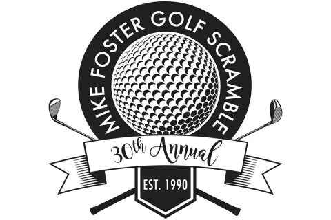 30th Annual Mike Foster Golf Scramble is set for Friday, October 2nd.
