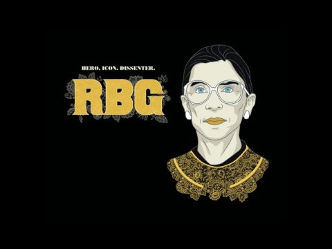 RBG at the Roxy Regional Theatre this Thursday.