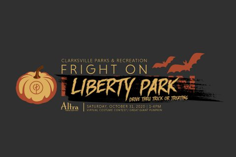 2020 Clarksville Parks and Recreation's Fright on Liberty Park