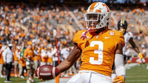 Tennessee Volunteers Football takes on Georgia Bulldogs in Athens in Top 15 Showdown. (Tennessee Athletics)