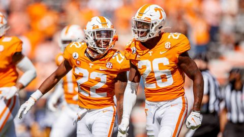 Tennessee Vols Football look to bounce back against Kentucky Wildcats, Saturday. (UT Athletics)