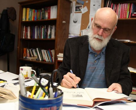Austin Peay State University professor of languages and literature Barry Kitterman. (APSU)