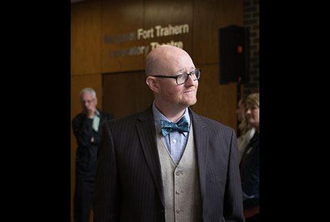 Austin Peay State University associate professor of theatre and dance Talon Beeson. (APSU)