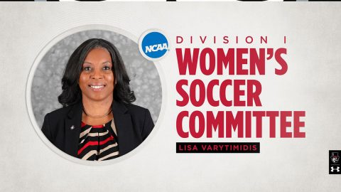 Austin Peay State University's Lisa Varytimidis tabbed for role on the Division I Women's Soccer Committee. (APSU Sports Information)