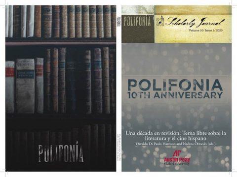 Austin Peay State University's Polifonía Journal. (APSU)