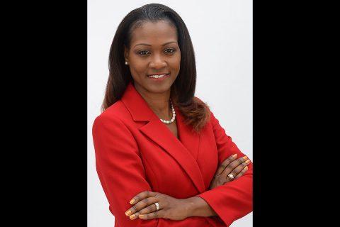 DarKenya W. Waller, executive director, Legal Aid Society.