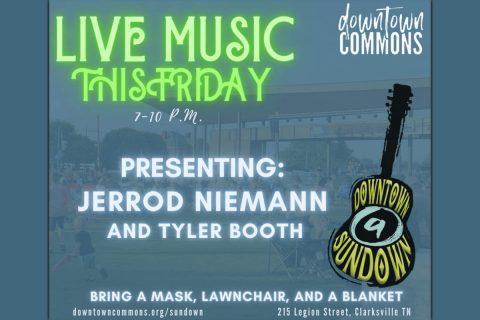 Downtown @ Sundown October 2nd Concert