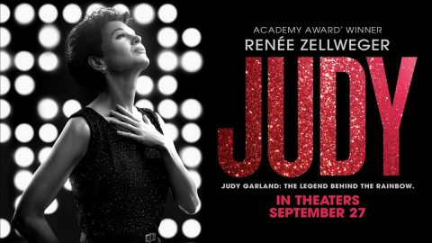 """Judy"" to be shown at the Roxy Regional Theatre this Friday"