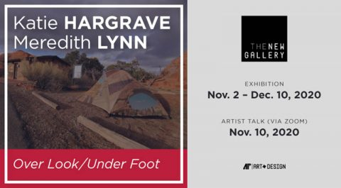 Katie Hargrave, Meredith Lynn to present 'Over Look-Under Foot' at Austin Peay State University's The New Gallery. (APSU)