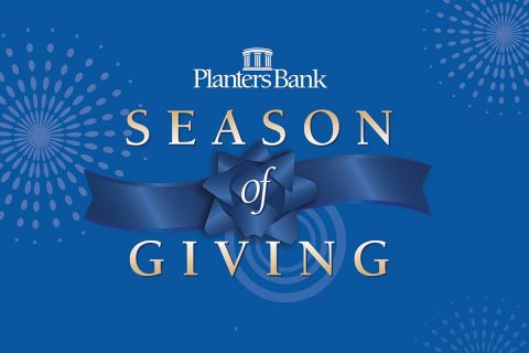 Planters Bank Season of Giving