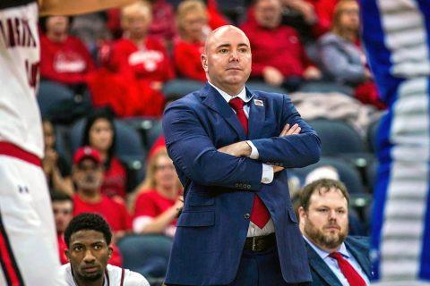 Austin Peay State University Men's Basketball head coach Matt Figger. (APSU Sports Information)