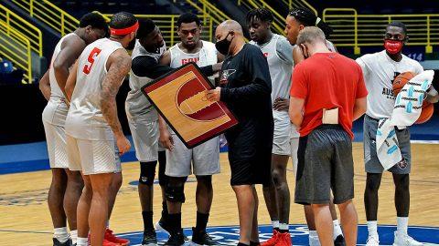 Austin Peay State University Men's Basketball starts 2020-21 season against the Omaha Mavericks at the Gulf Coast Showcase, Wednesday. (APSU Sports Information)