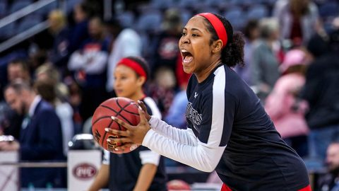Austin Peay State University Women's Basketball tips off season on the road against North Alabama, Wednesday. (APSU Sports Information)