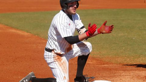 Austin Peay State University Baseball set to finish fall practice with annual annual Red-Black World Series. (APSU Sports Information)
