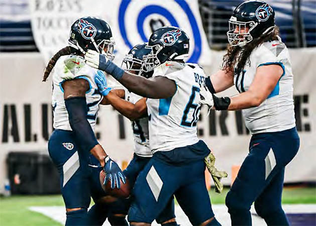 Tennessee Titans host Indianapolis Colts this Saturday at Nissan Stadium. (Tennessee Titans)