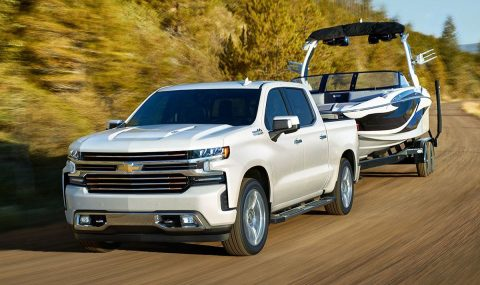 Hankook Tire announces it is supplying the 2021 Chevrolet Silverado Heavy Duty models with the award-winning Dynapro MT2 tires, which will provide improved steering function and off-road capability.