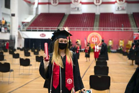 Austin Peay State University 2020 Winter Commencement set for December 11th-12th. (APSU)