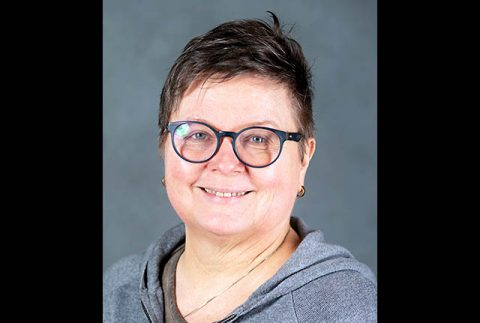 Dr. Beatrix Brockman. (APSU)