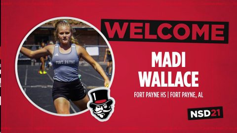 Austin Peay State University Women's Track and Field brings Madi Wallace onboard during early signing period. (APSU Sports Information)