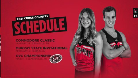 Austin Peay State University Cross Country announces Three Meets for 2021. (APSU Sports Information)