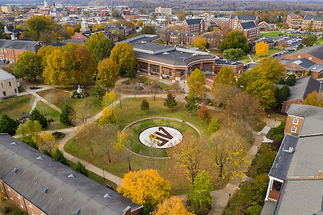 Austin Peay State University Campus. (APSU)