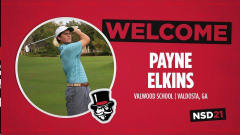 Austin Peay State University Men's Golf adds Payne Elkins to 2021 squad. (APSU Sports Information)