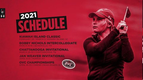 Austin Peay State University Women's Golf will pley Five Tournaments during spring slate. (APSU Sports Information)