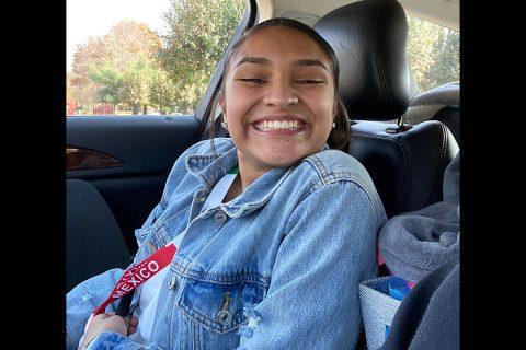 Nadia Serecer was last seen on Monday December 14th.