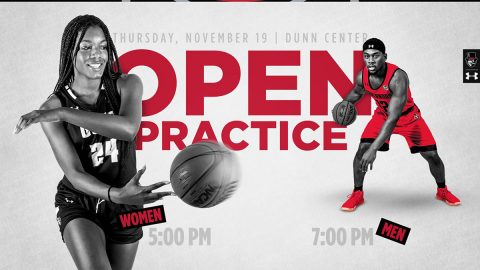 Austin Peay State University Men and Women's Basketball to hold open practice today in the Dunn Center. (APSU Sports Information)