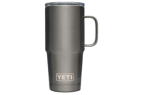 Recalled Yeti Rambler 20 oz Travel Mugs with Stronghold Lid.