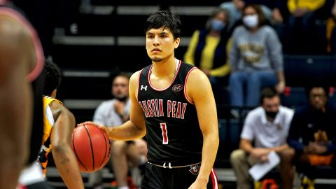 Austin Peay State University Men's Basketball unable to keep pace with hot handed Murray State in 87-57 loss Tuesday night. (APSU Sports Information)