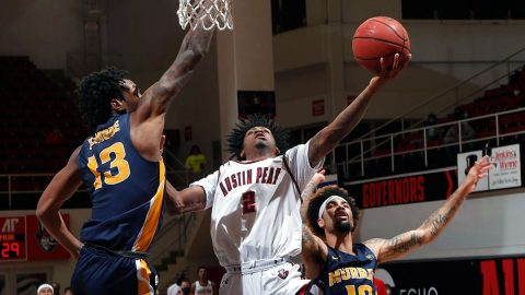 Austin Peay State University Governors Basketball takes to the road Wednesday to face Tennessee State Tigers. (APSU Sports Information)