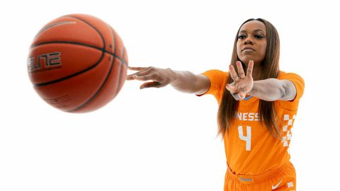 Tennessee Lady Vols basketball takes on Furman Paladins at Thompson-Boling Arena, Wednesday. (UT Athletics)