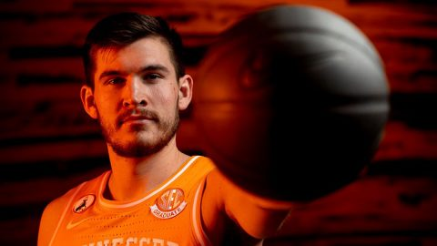 Tennessee Men's Basketball set to play Colorado at home. (UT Athletics)