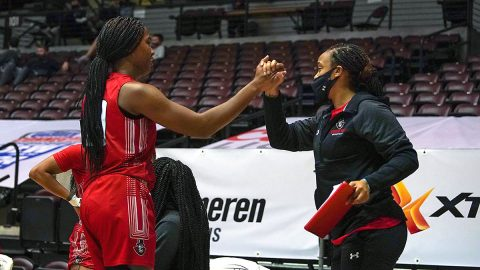 Austin Peay State University Women's Basketball hosts in-state rival Chattanooga, Tuesday. (APSU Sports Information)