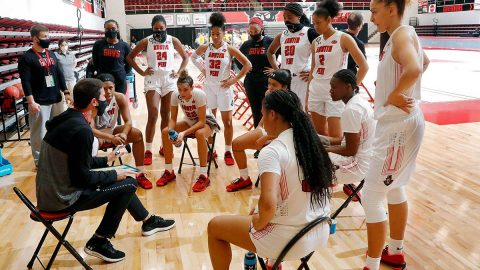 Austin Peay State University Women's Basketball takes on the Racers in Murray, Saturday. (APSU Sports Information)