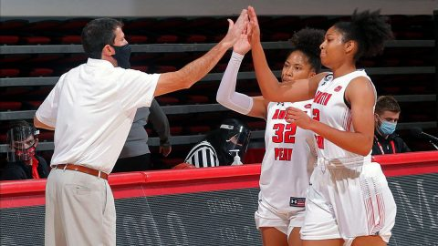 Austin Peay State University Women's Basketball travels to Mississippi Valley State, Wednesday. (APSU Sports Information)