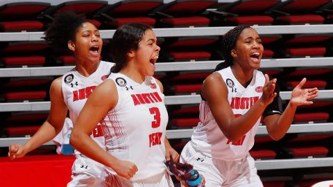 Austin Peay State University Women's Basketball hosts Murray State Monday night at the Dunn Center. (APSU Sports Information)