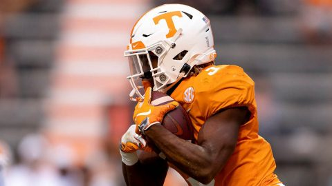 Tennessee Vols Football hosts the Florida Gators this Saturday. (UT Athletics)