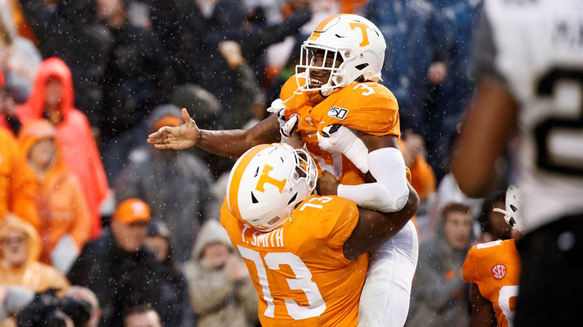 Tennessee Men's Basketball hits the road Saturday to play Vanderbilt Commodores. (UT Athletics)