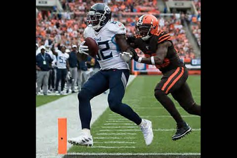 Tennessee Titans host Cleveland Browns this Sunday. Kick off is at 12:00pm CT. (Tennessee Titans)