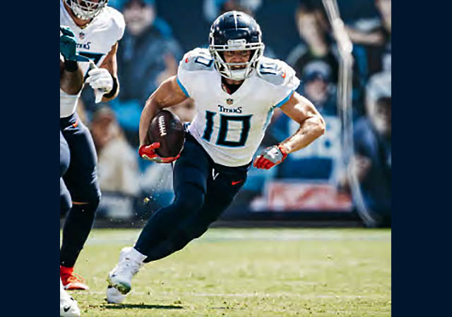Tennessee Titans are on the road Sunday to take on Jacksonville Jaguars. (Tennessee Titans)