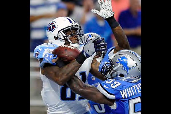 Tennessee Titans hosts Detroit Lions Sunday for Final Regular Season Home Game. (Tennessee Titans)