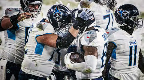 Tennessee Titans face Houston Texans Sunday looking for Division Title. (Tennessee Titans)