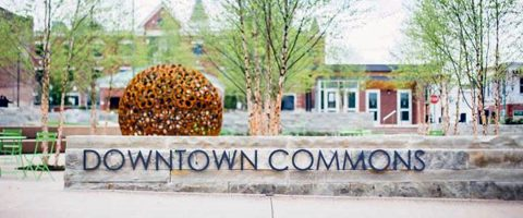 A Holiday Market will be Hosted at the Downtown Commons